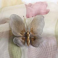 Бабочка малая мет.